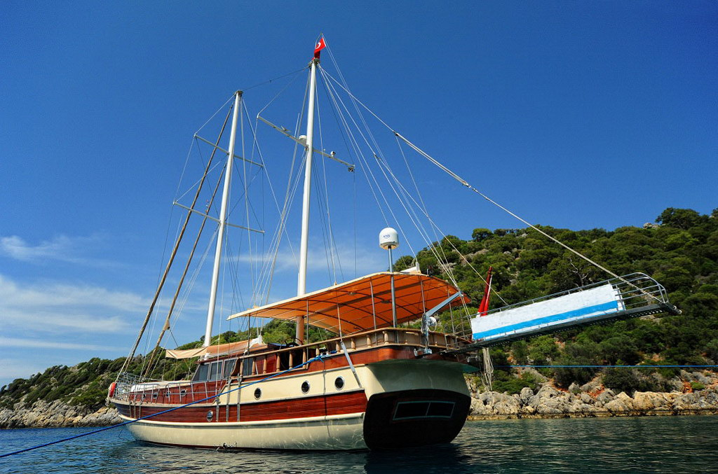 Yacht Crew Luxembourg: L6005 Rental Yacht