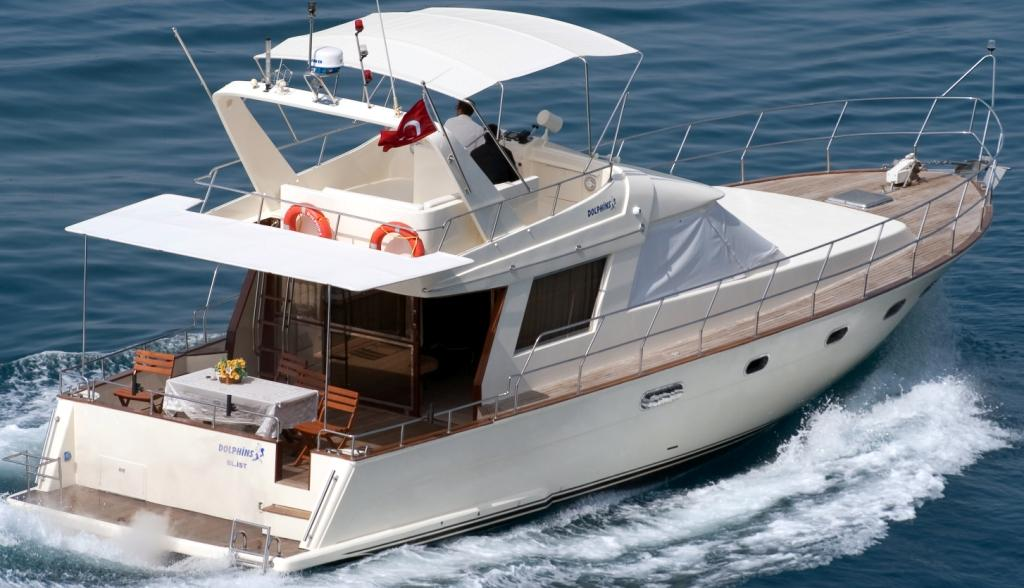 Yacht Crew Luxembourg: L6008 Model Rental Yacht
