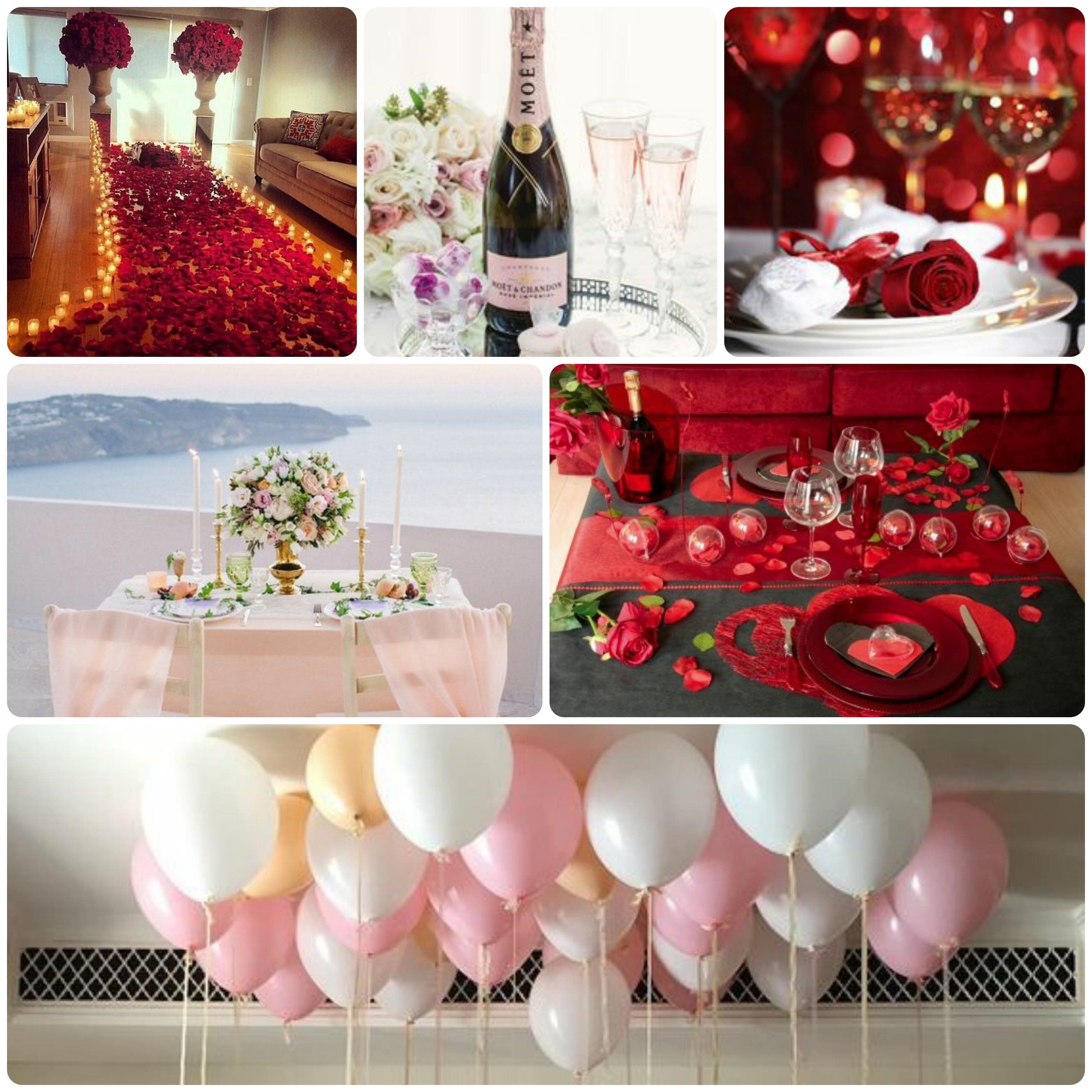 How to organize a surprise on Valentines Day