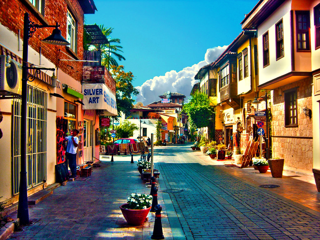 About Antalya