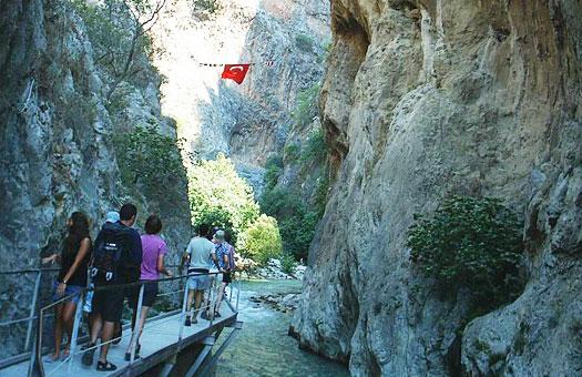Xanthos & Saklikent Canyon